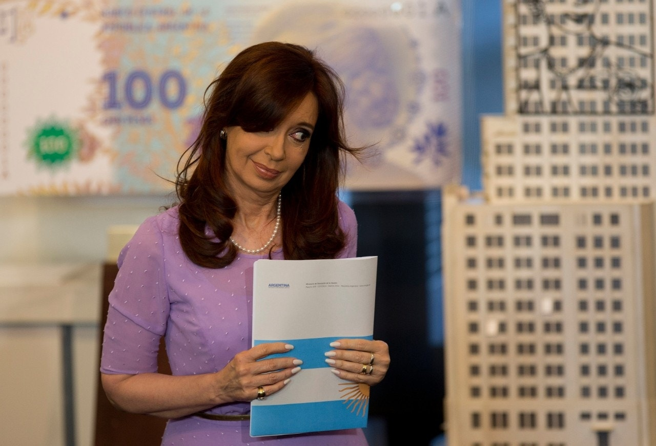 Argentina asks U.S. to bring AMIA case to negotiating table with Iran; request is quickly denied