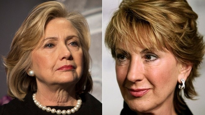 Fiorina to Clinton: 'Flying is an activity, not an accomplishment'