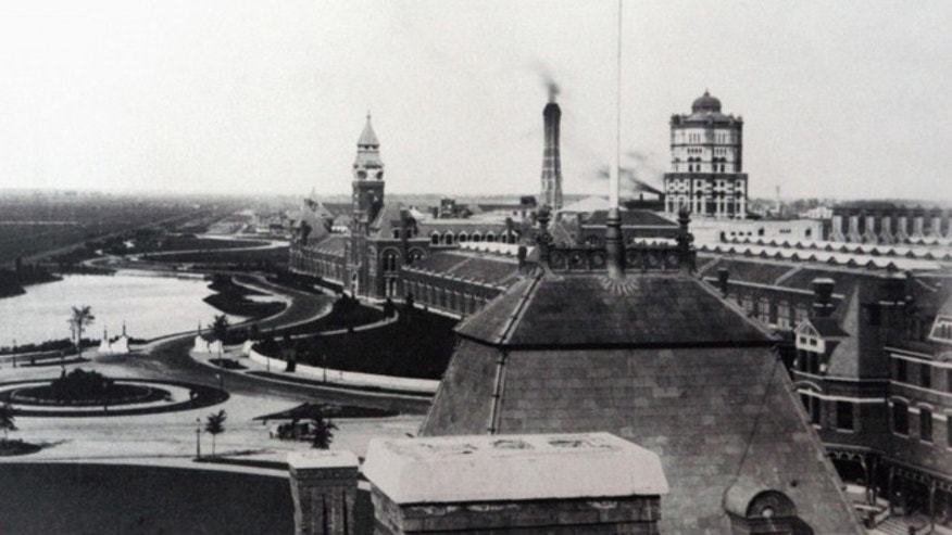 Pullman was a company town until the late 19th century, when it was absorbed into Chicago. (Pullman State Historic Site)