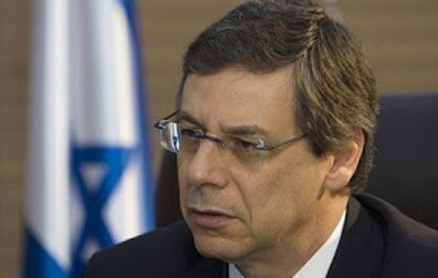 Former Israeli ambassador to the US Danny Ayalon says voters in the Jewish state resent what some believe is White House meddling in the upcoming elections. (File photo)