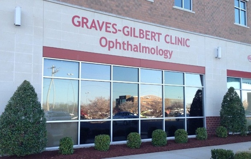 The Graves-Gilbert Clinic in Bowling Green, where Sen. Rand Paul worked for many years before starting his own practice.