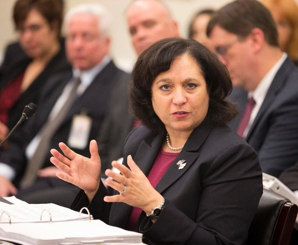 DEA chief Leonhart to retire amid fallout from scathing inspector general report