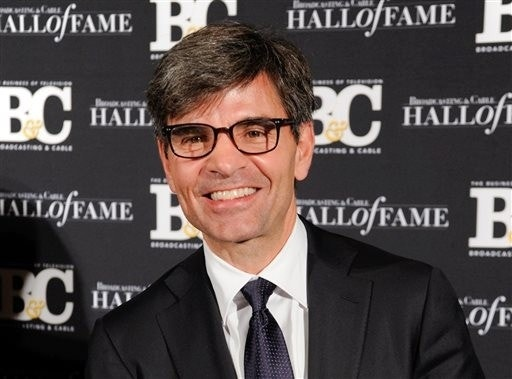 Can Stephanopoulos come back from a damaged reputation over Clinton Foundation funds?