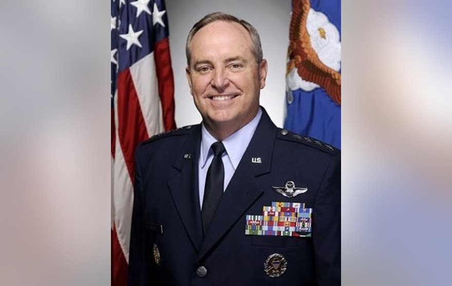 Air Force Gen. Mark A. Welsh