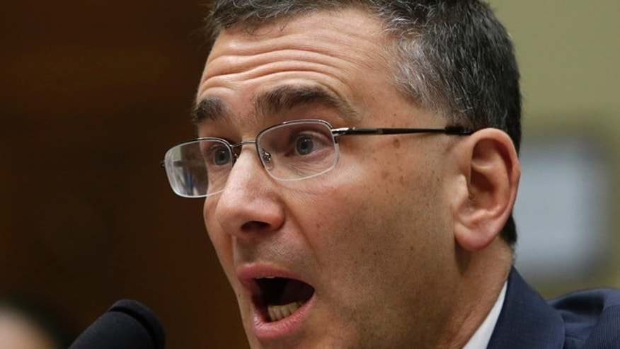Dec. 9, 2014: Obamacare consultant Jonathan Gruber testifies before a U.S. House Oversight and Government Reform hearing.