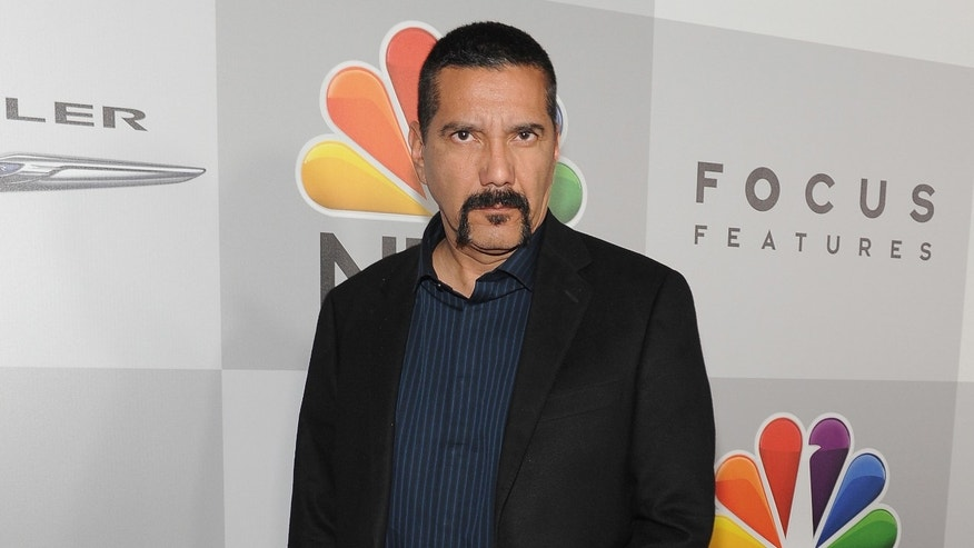 Steven Michael Quezada at The Beverly Hilton Hotel on January 12, 2014 in Beverly Hills, California.