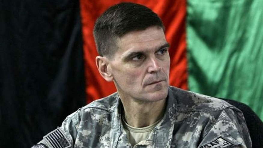 U.S. Army Gen. Joseph Votel is shown in this file photo.