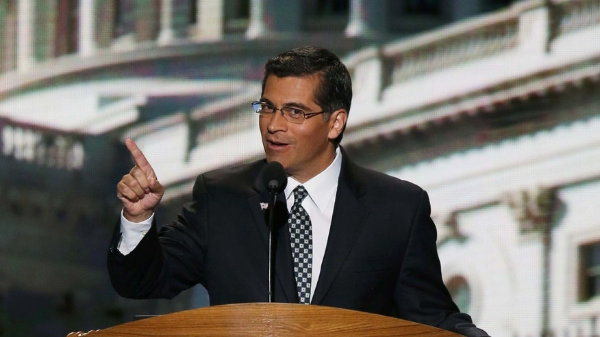 Democratic Caucus Chair U.S. Rep. Xavier Becerra (D-CA)  (Photo by Alex Wong/Getty Images)