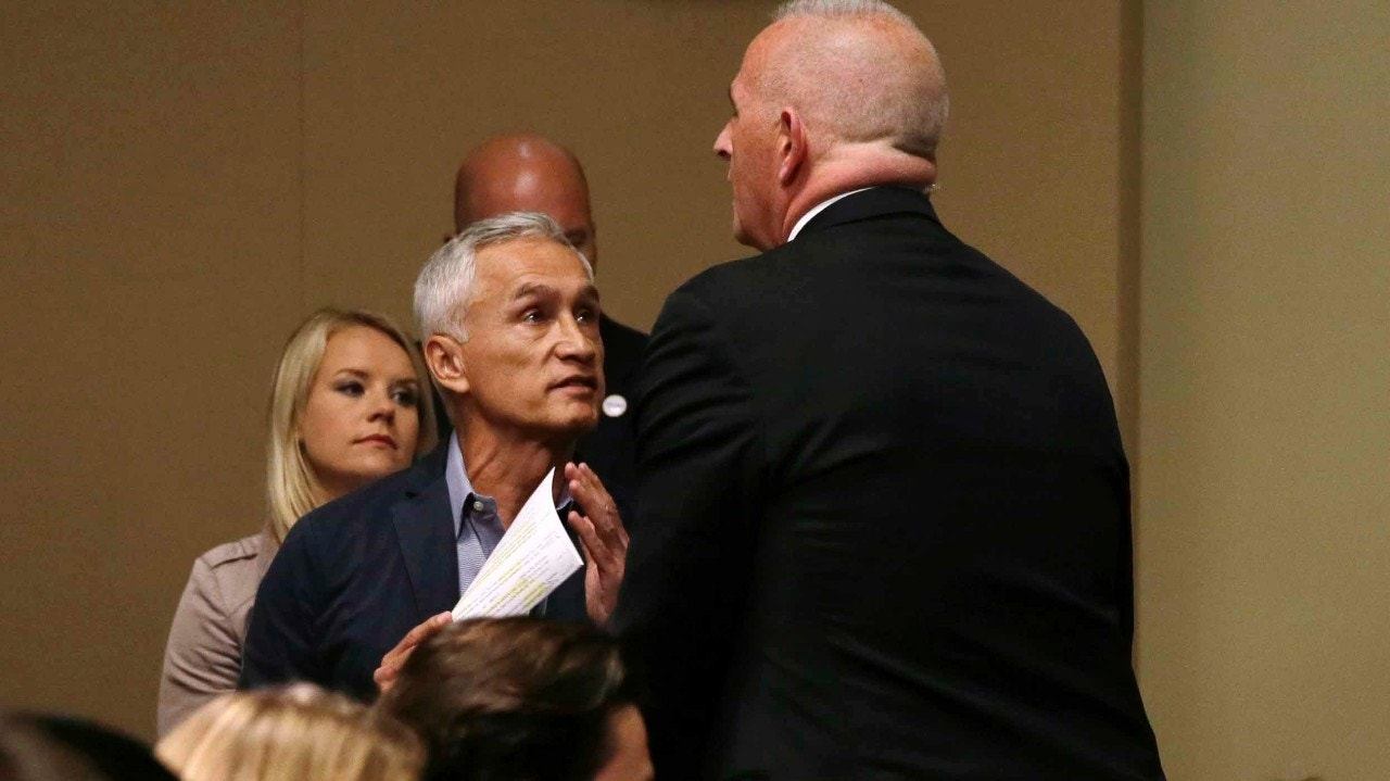In op-ed, Jorge Ramos says it was his journalistic duty to confront Donald Trump | Fox News
