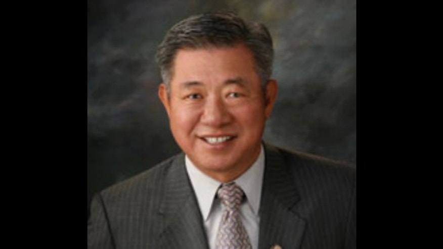 Arcadia, Calif. Councilmember John Wuo, also a former city mayor, is shown in this official headshot.