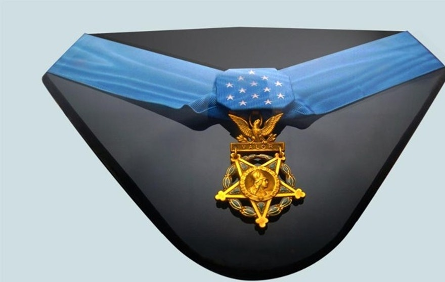 The Medal of Honor is the nation's highest award. (ARMY.mil)