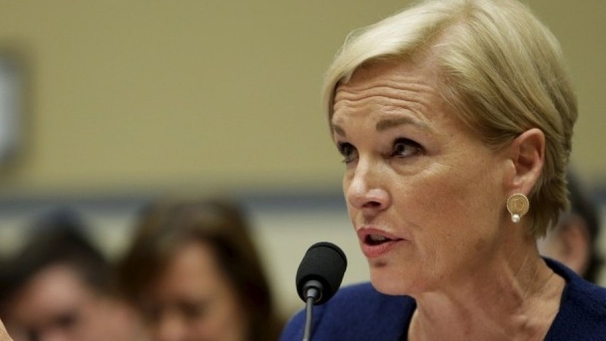 Planned Parenthood Federation president Cecile Richards testifies before the House Committee on Oversight and Government Reform on Capitol Hill in Washington September 29, 2015. (REUTERS/Gary Cameron)