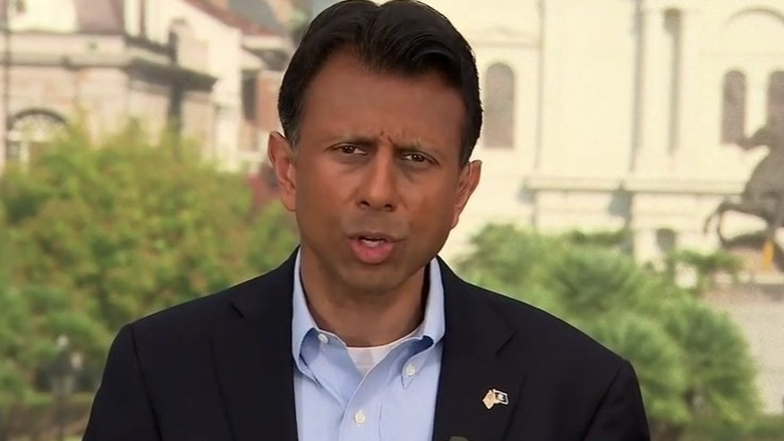 Jindal: 'Immigration Without Assimilation Is Invasion' (screenshot: CBS)