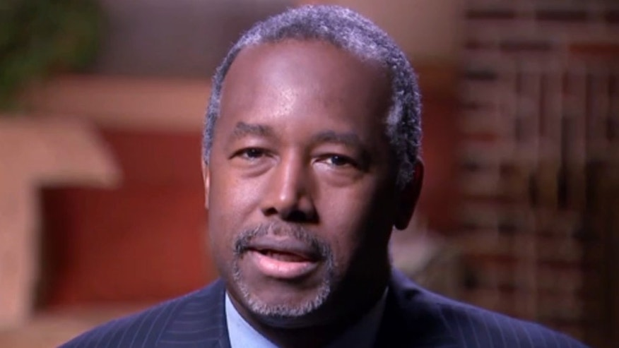 Carson: No Abortion In Cases Of Rape Or Incest [screenshot NBC]