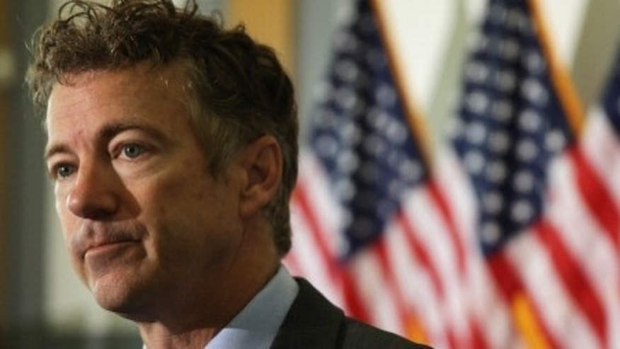 Redstate Editor To Rand Paul: 'Take Your Campaign Out Back And Shoot It' (Getty Images)