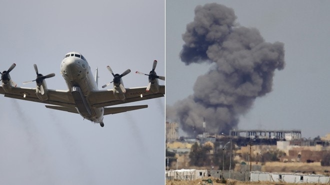 US Air Force running out of bombs to fight ISIS