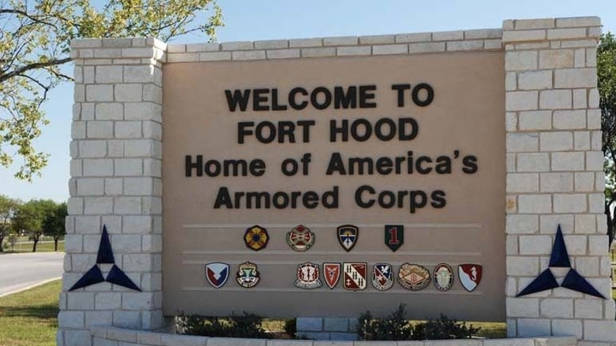 The Texas military base is home to some 50,000 military and civilian personnel, and spans 215,000 acres.