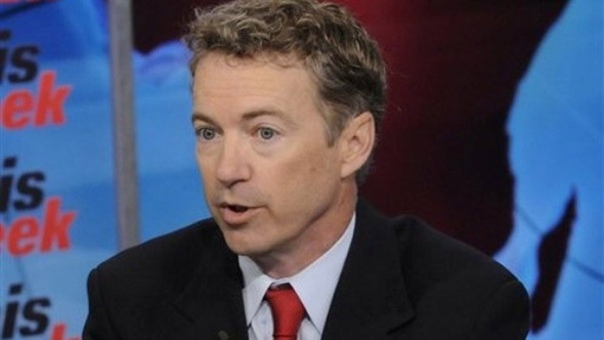 Sunday: Sen.-elect Rand Paul, R-Ky, said he probably wouldn't try to block President Obama's decision to draw down troops in Afghanistan.