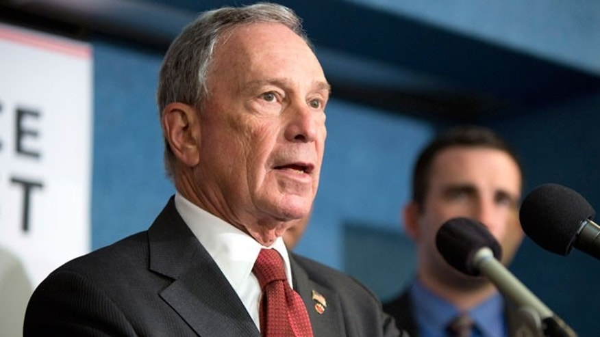 Sanders on 2016 Run For Bloomberg: Billionaire Candidates Create Oligarchy