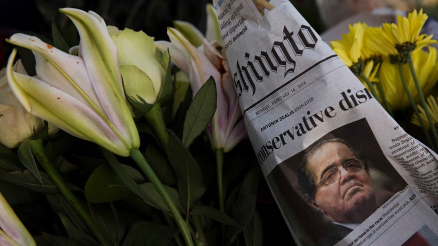 WASHINGTON, DC - FEBRUARY 14: 