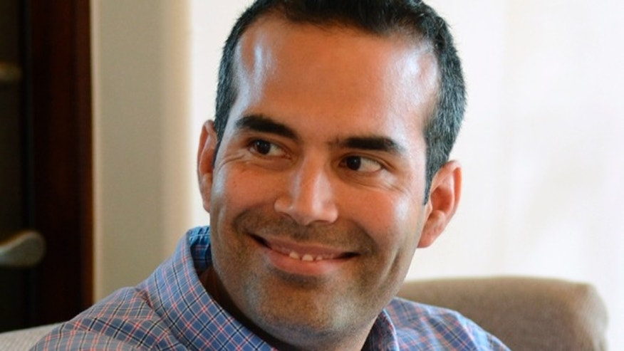 George P. Bush (AP Photo/Benny Snyder)