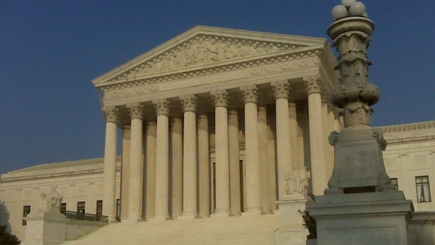 A photo of the U.S. Supreme Court in Washington, D.C.