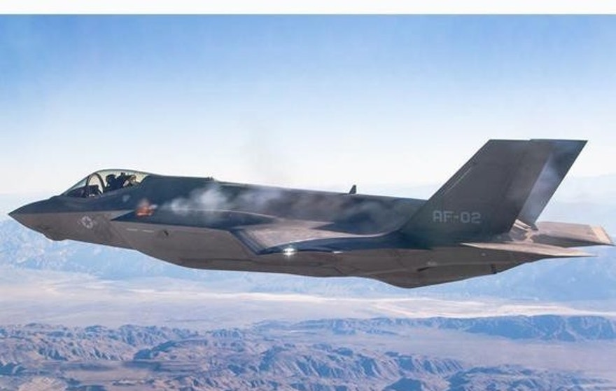 A pilot fired a F-35A's machine gun midflight for the first time ever this week.