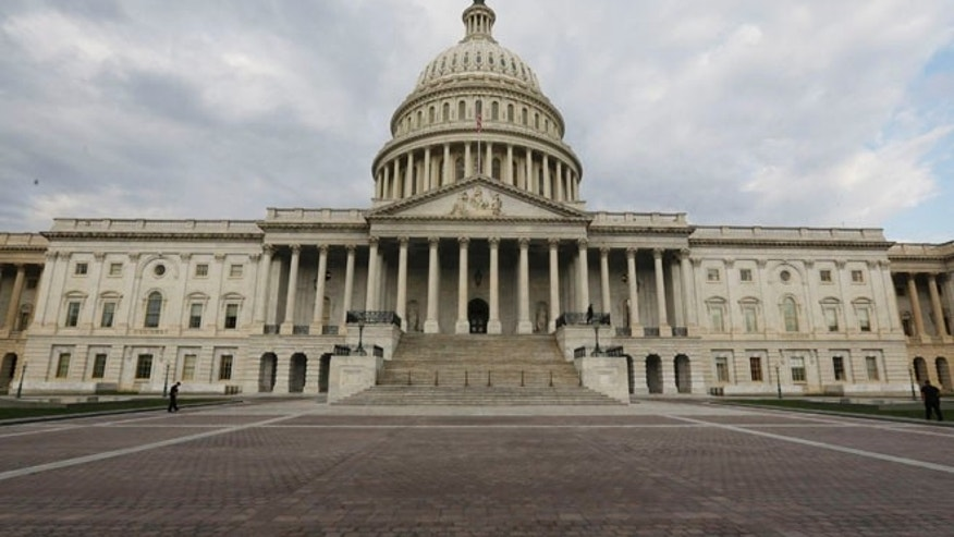 US Capitol briefly locked down, 2nd time in week