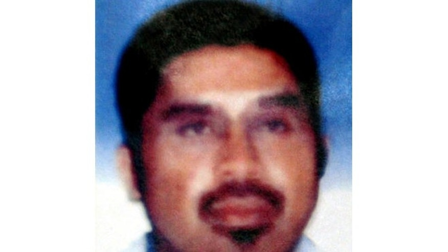 This 2003 photo shows suspected Southeast Asian terror mastermind Hambali, who has been held at Gitmo for 10 years.