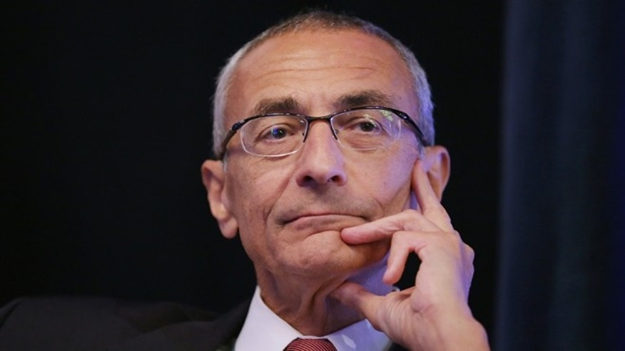 John Podesta in a 2013 file photo.