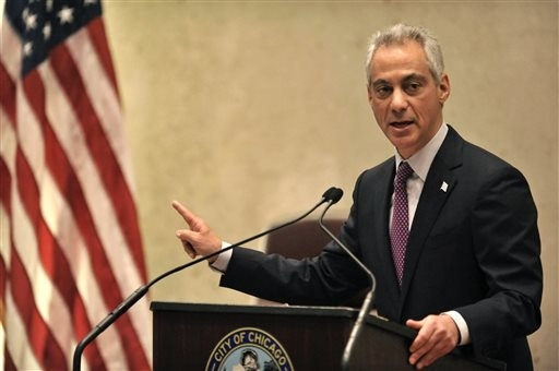 Chicago Mayor Rahm Emanuel leads task force to assist immigrants under Trump
