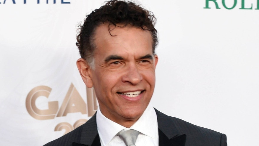 Brian Stokes Mitchell at the Los Angeles Philharmonic's Walt Disney Concert Hall Opening Night Concert and Gala.