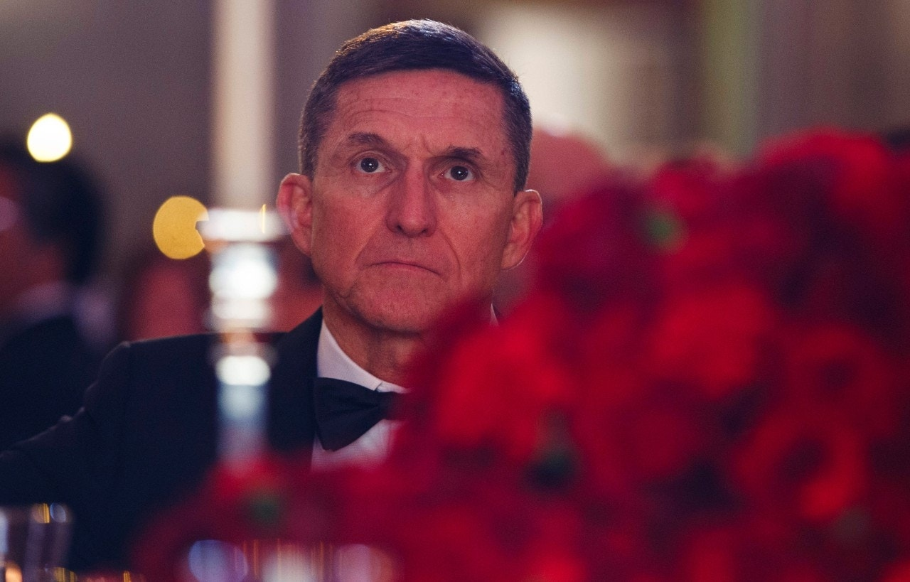 Counterintelligence officials probe Flynn's links to Russia