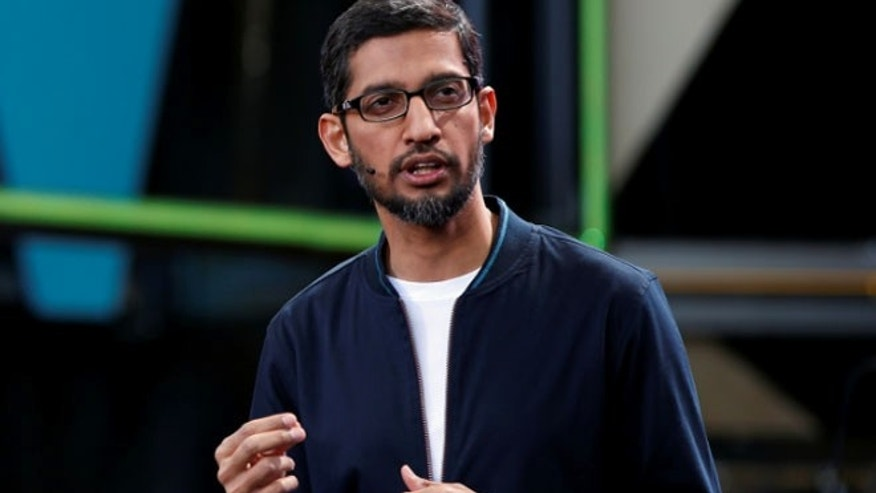 Google's CEO wrote a memo to staffers that it is 'painful&#x27 to see the personal cost of President Trump's order on our colleagues