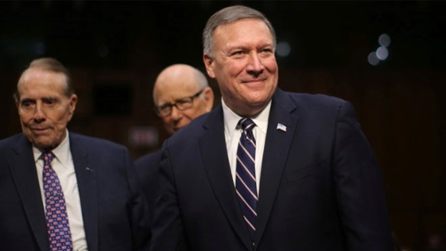 U.S. Central Intelligence head Mike Pompeo will visit Turkey on Thursday to discuss security issues