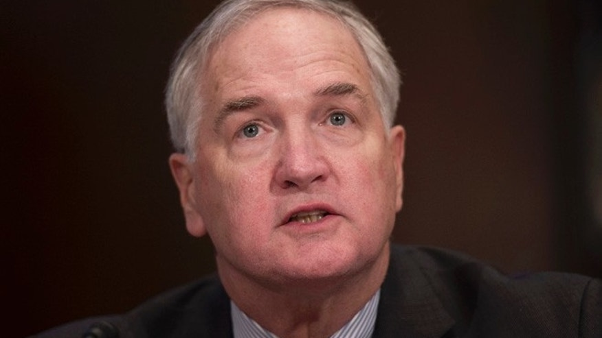 Jan. 20, 2016: Alabama Attorney General Luther Strange testifies on Capitol Hill. Jan. (AP)