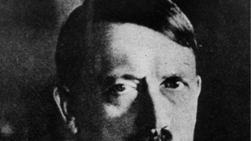 "German ""Fuehrer"" Adolf Hitler is shown in this  undated file picture .  Courtesy of The National Archive/Handout via REUTERS  ATTENTION EDITORS - THIS IMAGE WAS PROVIDED BY A THIRD PARTY. EDITORIAL USE ONLY - RTX2H7FK"