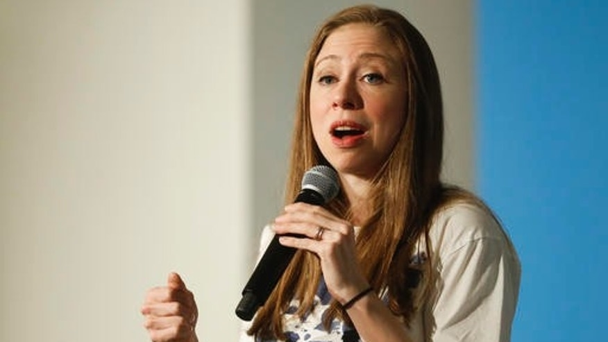 Oct. 26, 2016: Chelsea Clinton campaigns for her mother, Democratic presidential candidate Hillary Clinton, at the Transcept, in Cincinnati.