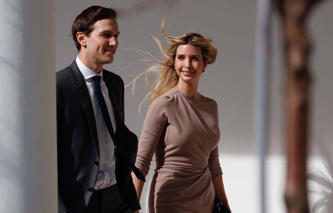 politics ivanka trump calls religious tolerance after bomb threats aimed jewish centers