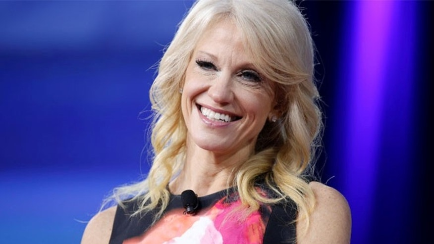 FILE: Sources told The Wall Street Journal that Kellyanne Conway's husband is set to be nominated to run the Justice Department's civil division