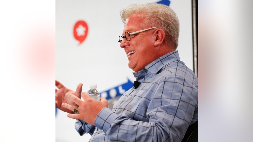 Glenn Beck, founder of The Blaze