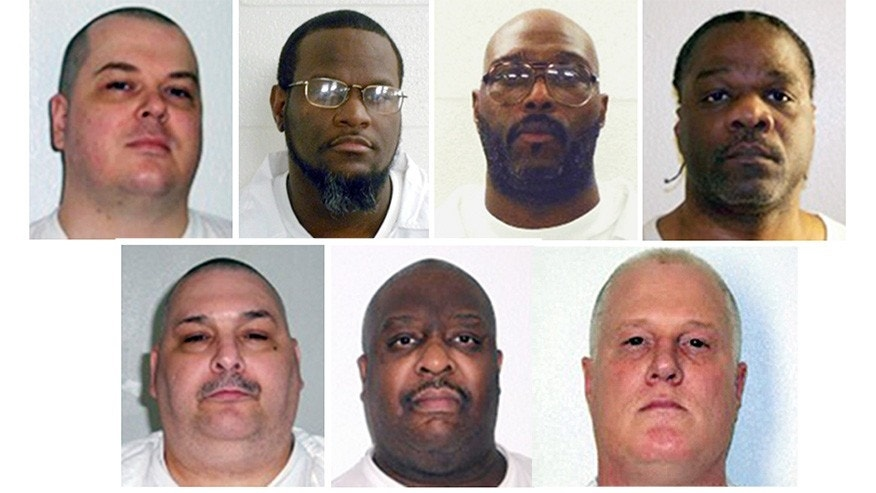 Catholic bishops welcome stays of execution for six condemned men in Arkansas