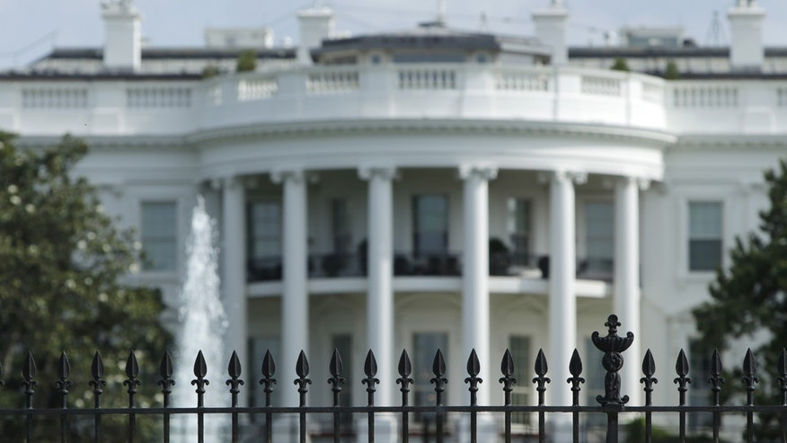White House restricts access to southern fence