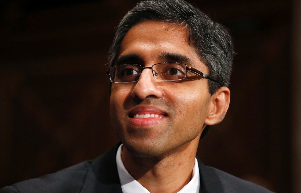Trump replaces Obama appointee US Surgeon General Murthy