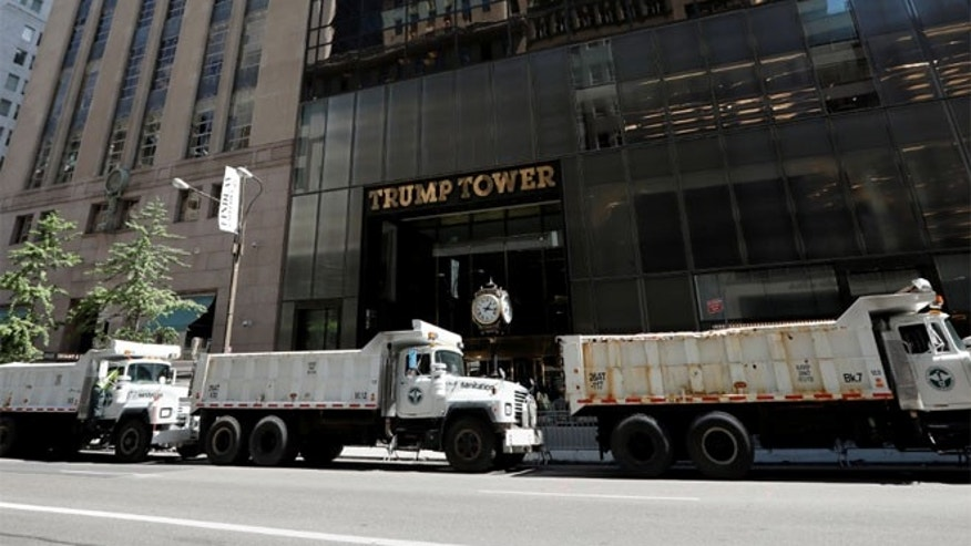 The Pentagon is reportedly close to signing a lease inside the Trump Tower in New York.
