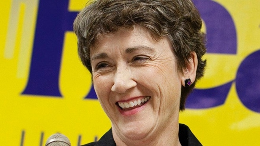 Senate confirms Heather Wilson as Trump's Air Force secretary