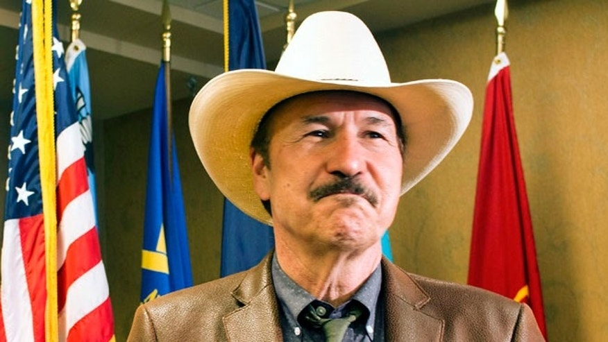 FILE: March 5, 2017:  Popular musician Rob Quist, the Montana Democratic Party's nominee to run in the upcoming May 25 special election to fill the state's vacant U.S. House seat. Helena, Mont. (AP)