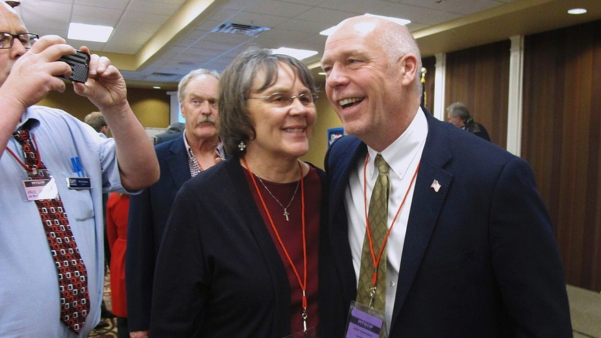 Greg Gianforte Apologizes For Body Slamming Reporter After Winning Election