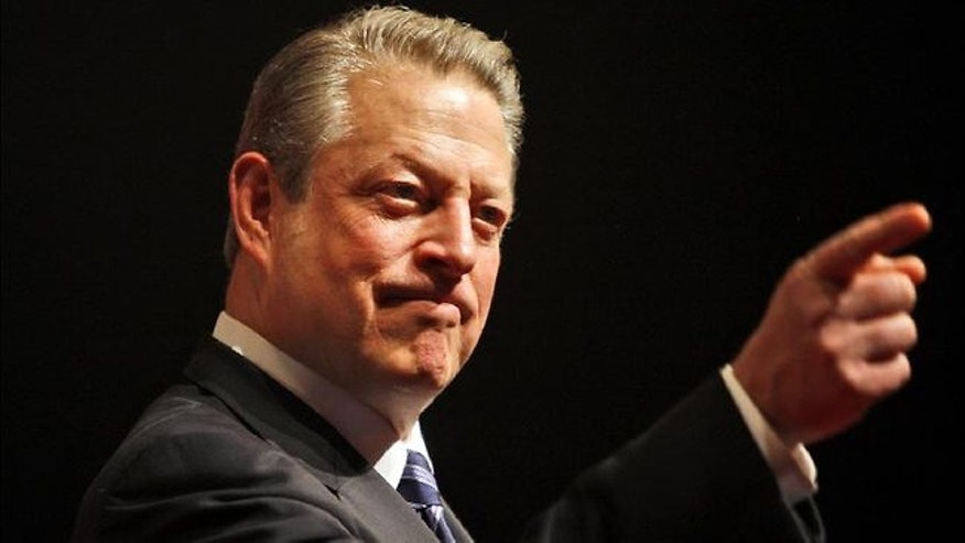 Former Vice President Al Gore slammed President Donald Trump's decision to pull the U.S. out of the Paris Agreement on Thursday.