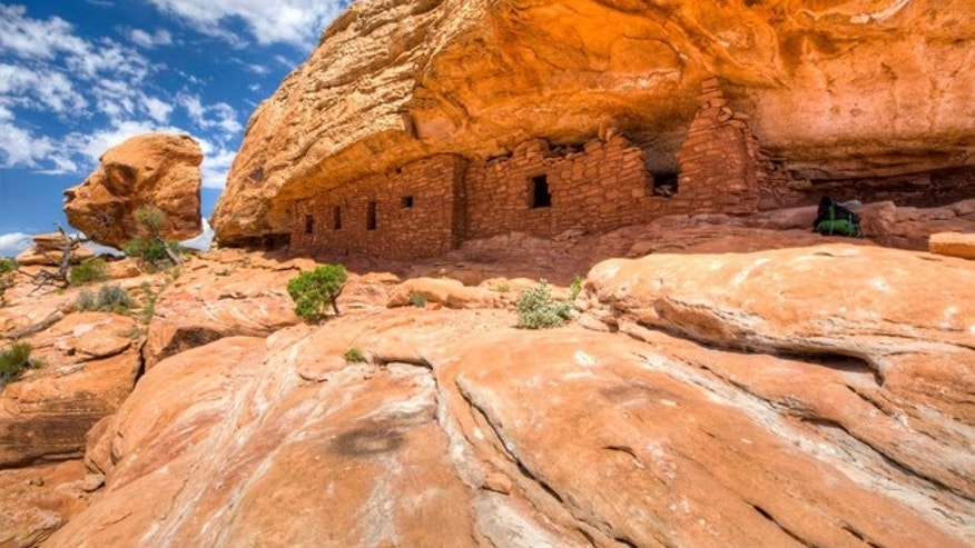 Bears Ears National Monument in Utah